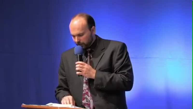 52. Откровение семи язв – 3. - Проповедь Виталия Олийника. 12.10.2011