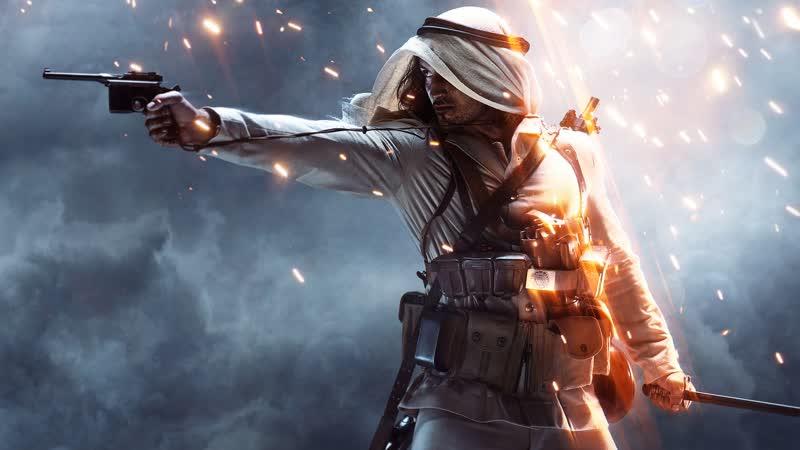 Battlefield 1 на высоких настройках на intel core i3 7100 3900 GHz