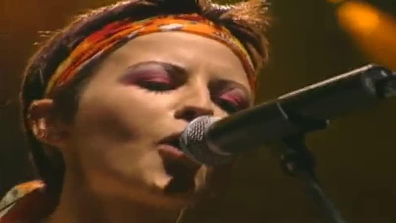 The Cranberries - Sunday (Free To Decide Tour. Live In Detroit 28.08.1996)