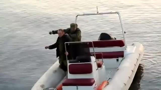 Глушат рыбу