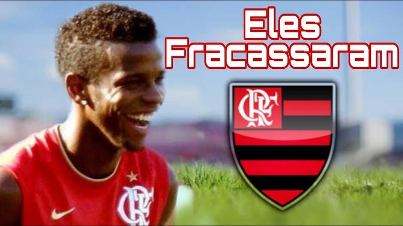 As 10 Piores Promessas do Flamengo