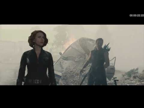 Avengers: Age of Ultron - Is that my jacket? l Deleted Scene HD