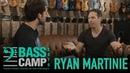 Bass Camp 2016 Interviews RYAN MARTINIE Mudvayne Soften The Glare
