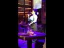 Вот так поют в ресторане Санкт Петербурга под названием Рибай официанты Сюзанна Манукян