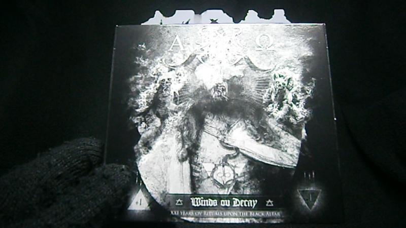 BLACK ALTAR BEASTCRAFT Winds ov Decay Occult Ceremonial Rites split