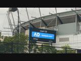 Тренировка Марии Шараповой на Australian Open