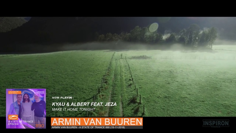 Kyau Albert Feat. Jeza - Make It Home Tonight
