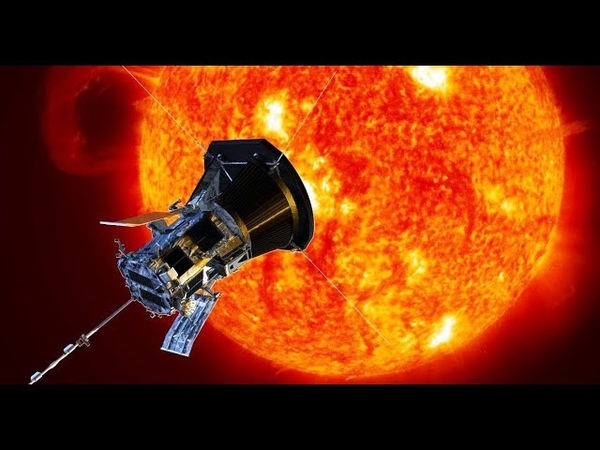 НАСА Миссия полета к Солнцу მზისკენ გაფრენის მისია (2018)