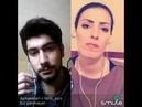 Ahmet kaya ben yandim siz yanmayin duet feyzo_ezoyla beraber guzel yorum