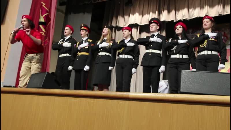 Концерт посвященный 76 летию Победы советских войск в Сталинградской битве