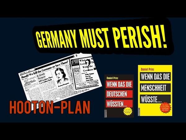 GERMANY MUST PERISH!(Deutschland muss zugrunde gehen!)Interview mit Daniel Prinz!
