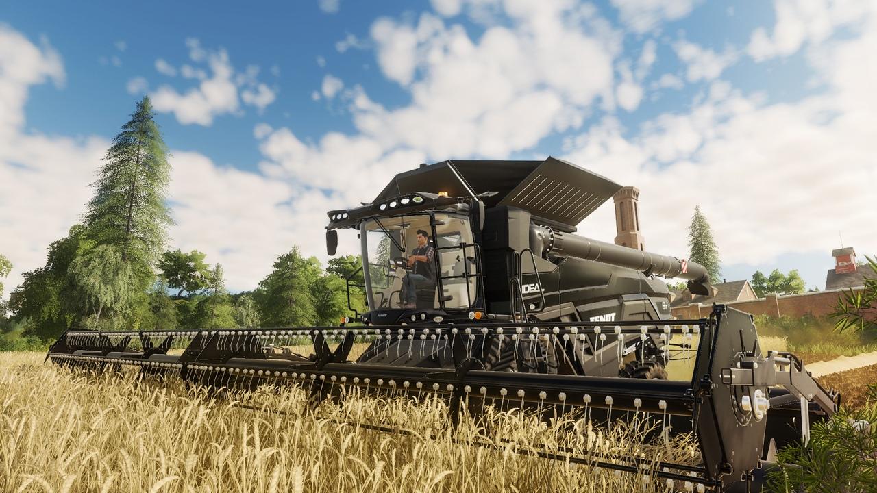 Скриншот игры Farming Simulator 19