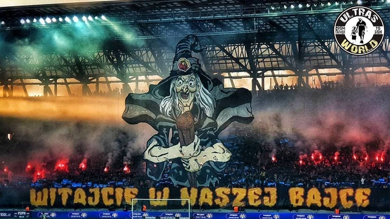 Top-5 Ultras of the Week (8 - 15 April 2019) Ultras World