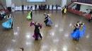 Квикстеп (1) (Взрослые Молодежь D класс) 16.12.2018 Рейтинг-турнир Санкт-Петербурга (8 тур)