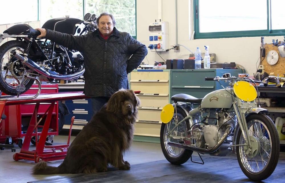 Известный мотореставратор Патрик Годе ушел из жизни