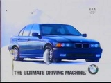 BMW 3 series (E36) commercial