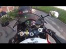 (Реакция детей на Мотоцикл) ~ А вы девушка!?! ^^