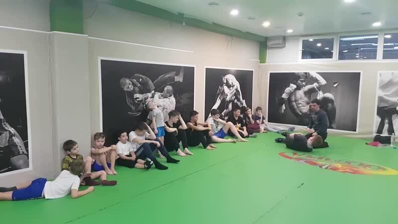 Секция спортивной борьбы в CK OLYMPIA