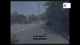 French Riviera Car Chase, 60s, 70s, 35mm