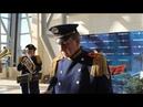 Выступление оркестра Главного управления МЧС России по Приморскому краю