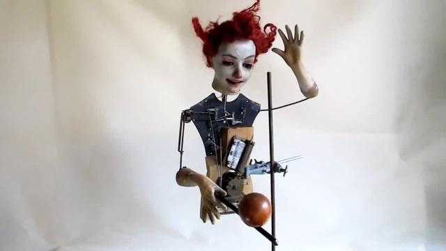 Automaton Clown