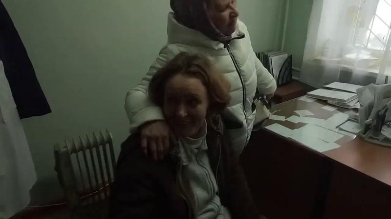 Старый Оскол, незаконное задержание граждан СССР и попытка оказания психиатрической помощи.