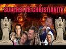 BEWARE ⚠️ SUPERSTAR CHRISTIANITY ⚠️