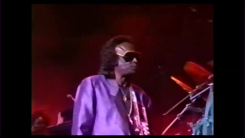 Prince and Miles Davis - It's Gonna Be A Beautiful Night [Live, 1987]