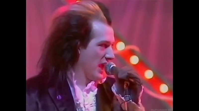 The Damned - Eloise (BBC Four - Saturday Live • 1986)
