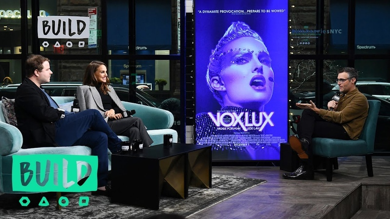 Natalie Portman Director Brady Corbet Discuss Vox Lux