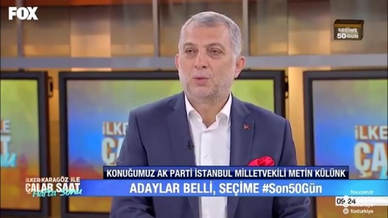 5 Mayıs 2018 İlker Karagöz ile Çalar Saat Hafta Sonu 02