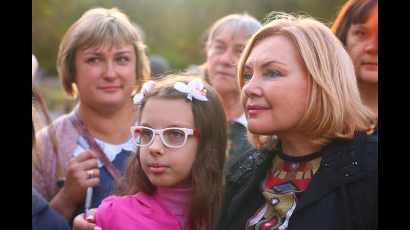 Красногоровка(Восток Украины ООС),праздник,Оксана Билозир.