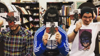 ИИ №8: Владислав Погадаев и Илья Левин о комиксе