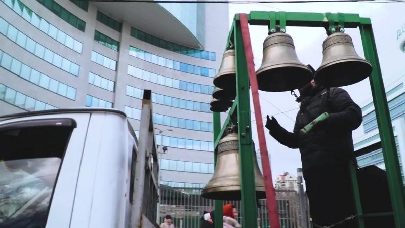 Пасхальное шествие в Екатеринбурге. Апрель 2017 г.