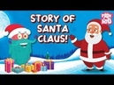 Story Of Santa Claus | Best Learning Videos For Kids | Dr Binocs | Peekaboo Kidz