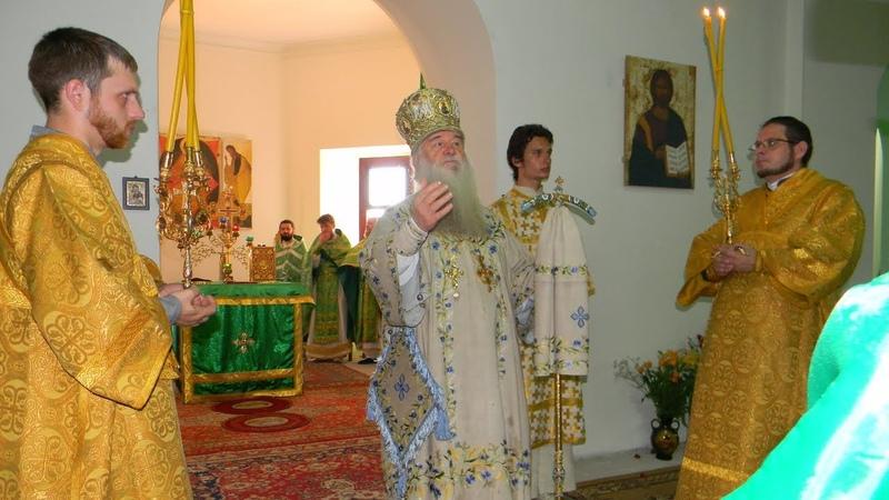 2012 Престольный праздник в храме Святого Иоанна Кронштадтского. Волгоград.