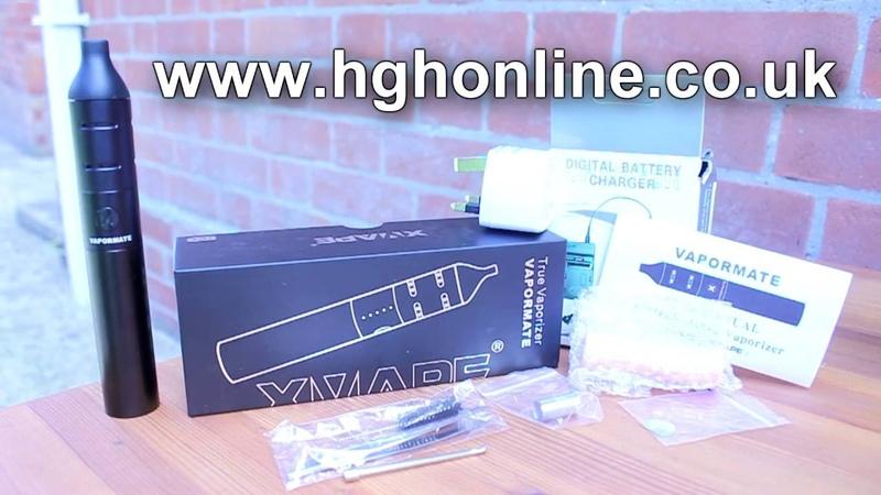 Vapormate Herb Vaporizer Modified X-Max V2 Pro