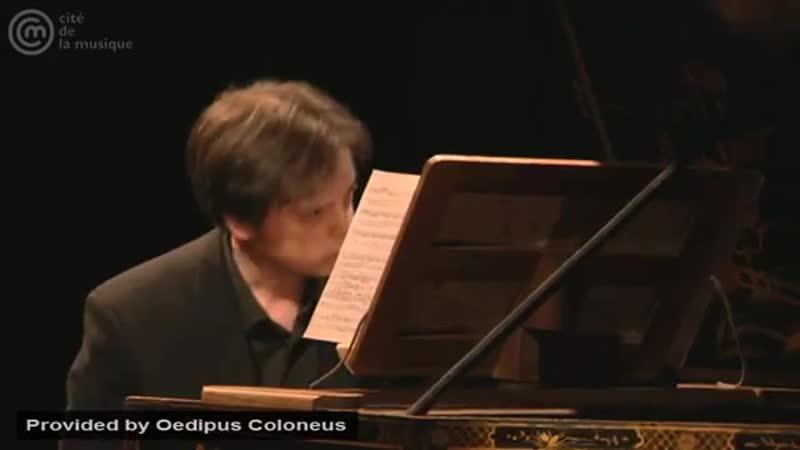 Bach_ Prelude and fughetta for harpsichord in E minor, BWV 900 _ Aurélien Delage