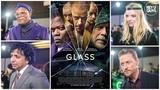 Glass Premiere - James McAvoy, Anya Taylor-Joy &amp M. Night Shyamalan on Unbreakable Sequel