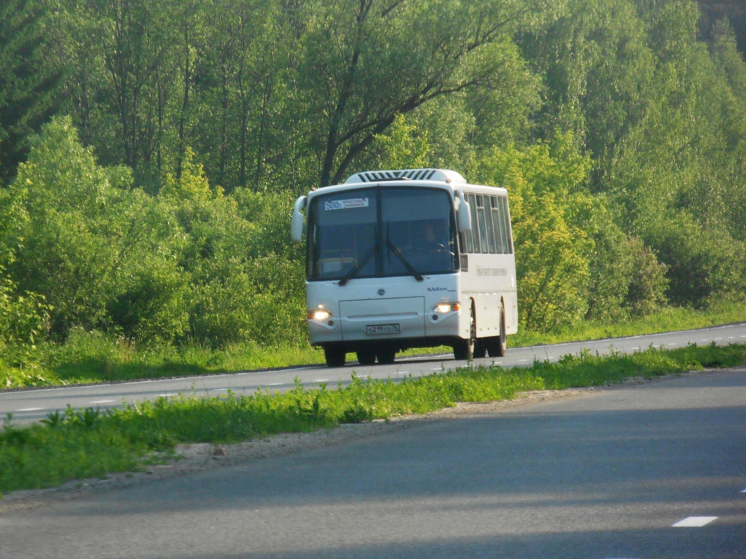 Автобус №500э
