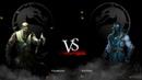 Mortal Kombat - Chameleon vs Sub-Zero (Mask)