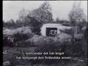 №18-1 7.11.1941 Награждение крестом Маннергейма. Зимнее купание. Казематированная батарея