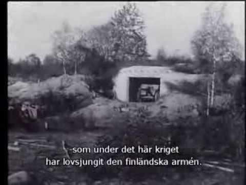 №18 1 7 11 1941 Награждение крестом Маннергейма Зимнее купание Казематированная батарея