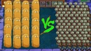 Plants vs Zombies Tall Nut vs all Zombies Zombies Channel