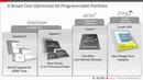Cost-Optimized FPGA SoC Portfolio What's New