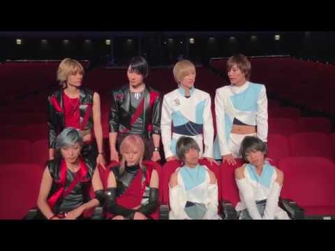 ★S.Q.S(スケアステージ)EP3 公演終了記念★SolidS&QUELLからメッセージ