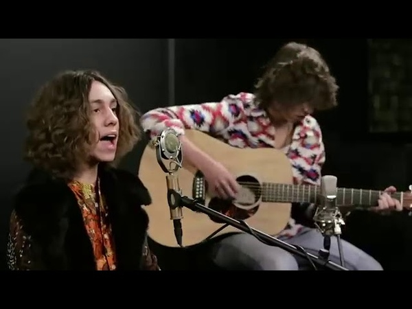 Greta Van Fleet Written In Gold Crowd Funding Promo 2014