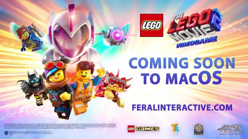 Игра The LEGO Movie 2 Videogame выйдет на macOS!