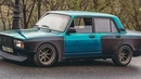 First HQ Bodykit for VAZ-2107 ☢ YOU CAN BUY IT NOW!