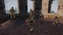 WOG Iron Front ArmA 3: Допрос пленных и оборона замка